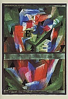 Paul Klee : Landscape Near E Bavaria  1921 : $405
