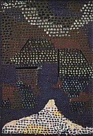 Paul Klee : Evening in the Valley  1932 : $369