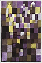 Paul Klee : Architecture 1923 : $399