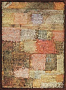 Paul Klee : Florentine Villa District  1926 : $369