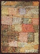 Paul Klee : Florentine Villa District  1926 : $369