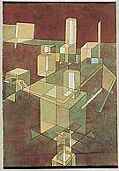 Paul Klee : Italian City  1928 : $369