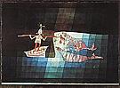Paul Klee : Battle Scene from the Comic Opera  1923 : $389