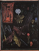 Paul Klee : Gate in the Garden 1926 : $405