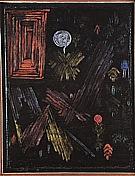 Paul Klee : Gate in the Garden 1926 : $405