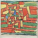 Paul Klee : Garden by the Stream 1927 : $369