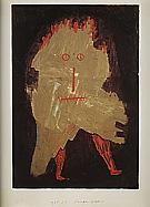 Paul Klee : Ragged Ghost  1933 : $369