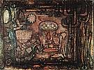 Paul Klee : Botanical Theatre  1934 : $345