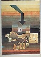 Paul Klee : Scene of Calamity 1922 : $369