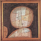 Paul Klee : Bust of a Child  1933 : $349