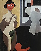 Magritte : The Model 1922 : $395