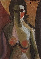 Magritte : Nude 1919 : $345