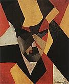 Magritte : Self-Portrait 1923 : $345