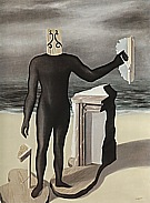 Magritte : The Man of the Sea 1926 : $365