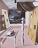 Magritte : The Difficult Crossing 1926 : $365