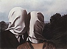 Magritte : The Lovers 1928 : $365