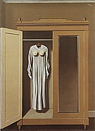 Magritte : Philosophy in the Boudoir 1966 : $399