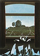 Magritte : The Key to the Fields 1933 : $369