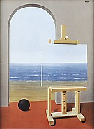Magritte : The Human Condition 1935 : $409