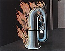 Magritte : The Discovery of Fire 1934/35 : $365