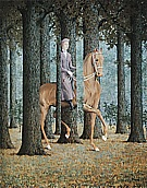 Magritte : The Blank Cheque 1965 : $375