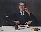 Magritte : The Magician 1952 : $369