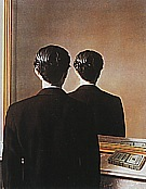 Magritte : Reproduction Prohibited 1937 : $369