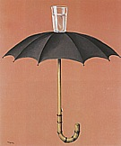 Magritte : Hegels Holiday 1958 : $369