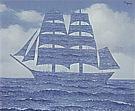 Magritte : The Seducer 1953 : $345