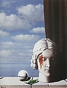 Magritte : Memory 1948 : $345