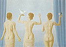 Magritte : The Lull 1941 : $409