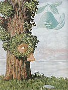 Magritte : Alice in Wonderland 1945 : $345