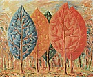 Magritte : The Fire 1943 : $369