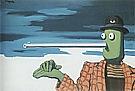 Magritte : The Ellipse 1948 : $369