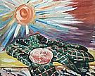 Magritte : Seasickness 1947 : $369