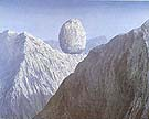 Magritte : The Glass Key 1959 La Clef de Verre  : $389