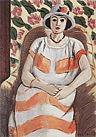 Matisse : Young Woman in Pink 1923 : $345