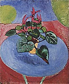 Matisse : The Purple Cyclamen 1911 : $369
