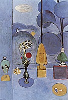 Matisse : The Blue Window, 1913 : $395