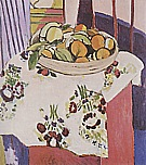 Matisse : Still Life with Oranges 1912 : $345