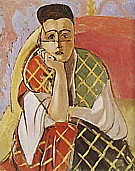 Matisse : Woman with Veil 1927 : $395