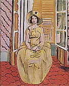 Matisse : The Yellow Dress 1931 : $395