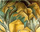 Georges Braque : House at L'Estaque 1908 : $385