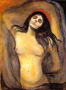 Edvard Munch : Madonna : $335