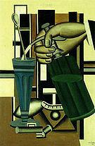 Fernand Leger : Le Siphon 1924 : $339