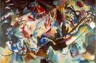 Wassily Kandinsky : Composition VI 1913 : $405
