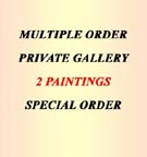 Gustav Klimt : 2 Klimt Paintings at special price : $518