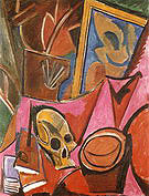 Pablo Picasso : Compotition with Deaths Head 1908 : $369