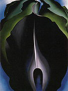 Georgia O'Keeffe : Jack in the Pulpit No IV 1930 : $399