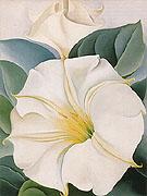 Georgia O'Keeffe : Jimson Weed 3 1931 : $399